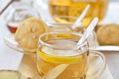 Имбирный чай — согревающее зимнее лакомство!