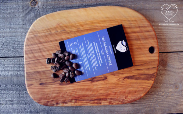 nikaragua maragodzhip kofe amo organic